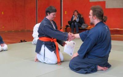 Übungsgruppe Menschen mit Behinderung
