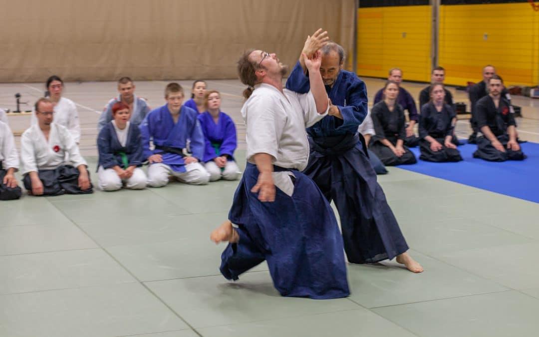 Lehrgang Nakajima Sensei 2018