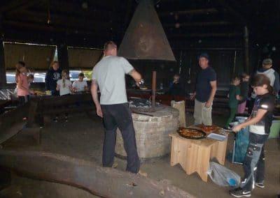 Aikibudo e.V. Trainingslager Schoßtal 2018_41