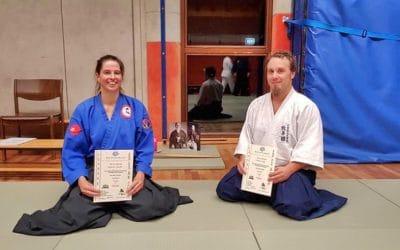 Prüfung 2.Dan Aikido