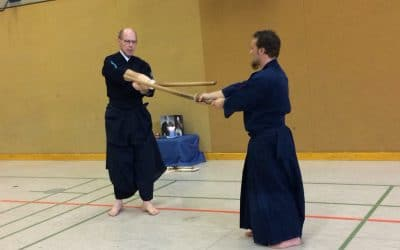 Shinki Toho Seminar mit Helmut Theobald